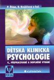 Dětská klinická psychologie - Pavel Říčan