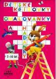 Dětské křížovky, omalovánky a hádanky - J & J MORAVA