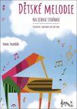 Dětské melodie na jednu stránku - Daneil Poledňák