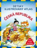 Dětský ilustrovaný atlas Česká republika - Petra Fantová