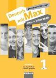 Deutsch mit Max neu + interaktiv 1 Pracovní sešit + mp3 - Jana Tvrzníková