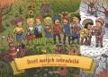 Devět malých zahradníků - Klára Smolíková