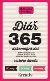 Kreativ – Diář 365 dokonalých dní -