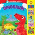 Dinosauři - 8 zvukových tlačítek - Klub čtenářů