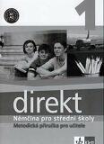 Direkt 1 – Němčina pro SŠ - Metodická příručka pro učitele - CD - Giorgio Motta