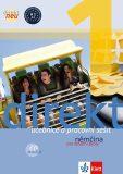 Direkt 1 neu – Němčina pro SŠ - Učebnice a pracovní sešit + 2CD - Giorgio Motta, ...