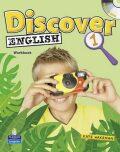 Discover English 1 Workbook w/ CD-ROM CZ Edition - Ingrid Freebairn