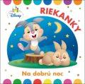 Disney Riekanky na dobrú noc - Ondřej Hník