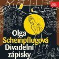 Divadelní zápisky - Olga Scheinpflugová, ...