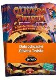 Dobrodružství Olivera Twista 1 - 6 / kolekce 6 DVD - Charles Dickens