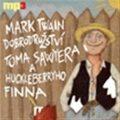 CD - Dobrodružství Toma Sawyera a Huckleberryho Finna - Mark Twain, ...