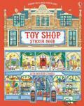 Doll's house sticker book: Toy shop - Struan Reidová