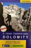 Dolomity - zajištěné cesty - Eugen E. Hüsler