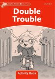 Dolphin Readers 2 Double Trouble Activity Book - Wright Craig