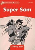 Dolphin Readers 2 Super Sam Activity Book - Wright Craig