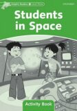 Dolphin Readers 3 Students in Space Activity Book - Wright Craig