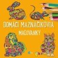 Domáci maznáčikovia maľovanky - Yulia Mamonova