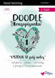 Doodle Krasopísanka - Vyzdob si svůj notes - Ditipo