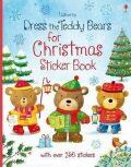 Dress the Teddy Bears for Christmas - Felicity Brooks