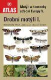 Motýli a housenky střední Evropy V. - Jan Liška,  Laštůvka Aleš, ...