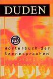 Duden Wörterbuch Der Szenesprachen - kolektiv autorů