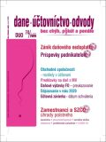 DUO 7-8/2020 – Zánik daňového nedoplatku v čase pandémie - Zuzana Cingelová, ...