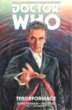 Dvanáctý Doctor Who - Terorformace - Morrison Robbie