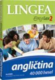 EasyLex 2 Angličtina - CD ROM - Lingea
