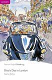 PER | Easystart: Dino´s Day in London Bk/CD Pack - Stephen Rabley