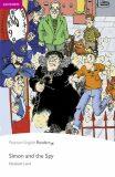 PER | Easystart: Simon and the Spy Bk/CD Pack - Elizabeth Laird