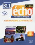 Écho B1.1: Cahier d´exercices + CD, 2ed - Jacques Pecheur