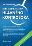 Ekonomické minimum hlavného kontrolóra - Ingrid Konečná Veverková