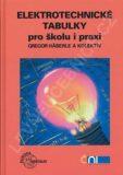 Elektrotechnické tabulky pro školu i praxi - Gregor Haberle