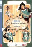 Lectures ELI Juniors 2/A2: Les trois mousquetaires+CD - Alexandre Dumas