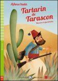 Lectures ELI Poussins 4/A2: Tartarin de Tarascone + Downloadable multimedia - Alphonse Daudet