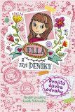 Ella a její deníky: Dvojitá dávka odvahy - Meredith Costainová, ...
