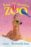 Ema a její kouzelná zoo - Roztomilá lama - Amelia Cobb