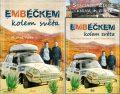 Embéčkem kolem světa – dárkové provedení s DVD - Michal Vičar