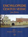 Encyklopedie českých vesnic I. - Střední Čechy a Praha - Jan Pešta
