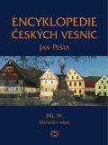 Encyklopedie českých vesnic IV. - Ústecký kraj - Jan Pešta