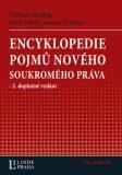 Encyklopedie pojmů nového soukromého práva - Vladimír Horálek, ...