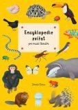 Encyklopedie zvířat pro malé čtenáře - Tomáš Tůma