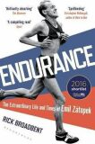 Endurance : The Extraordinary Life and Times of Emil Zatopek - Rick Broadbent