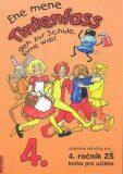 Ene mene Tintenfass 4 kniha pro učitele - Doris Dusilová, ...