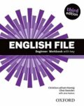 English File Beginner Workbook with Answer Key (3rd) - Ch. Latham-Koenig, ...