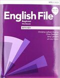 English File Fourth Edition Beginner Workbook with Answer Key - Clive Oxenden, ...