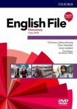English File Elementary Class DVD (4th) - Clive Oxenden, ...