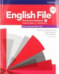 English File Elementary Multipack A with Student Resource Centre Pack (4th) - Clive Oxenden, ...