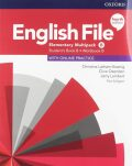English File Elementary Multipack B with Student Resource Centre Pack (4th) - Clive Oxenden, ...