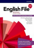 English File Elementary Teacher´s Book with Teacher´s Resource Center (4th) - Clive Oxenden, ...